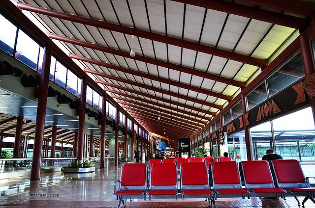 Soekarno Hatta Airport Jakarta, By: Luke Ma