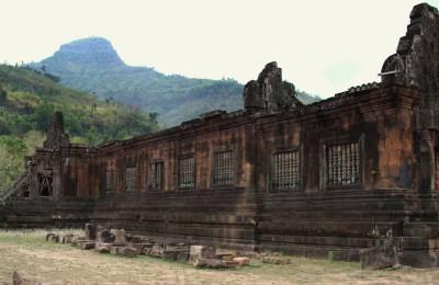 Southern palace Wat Phu, By: Isaac Olson