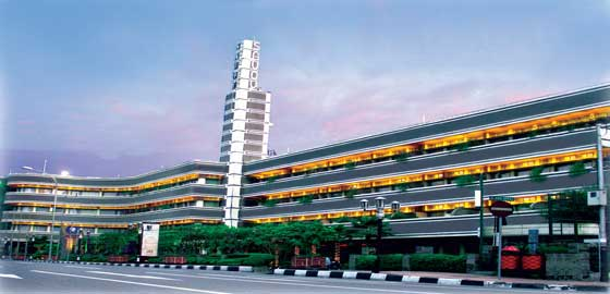 Art deco to the max: Bandung's Savoy Homann Hotel