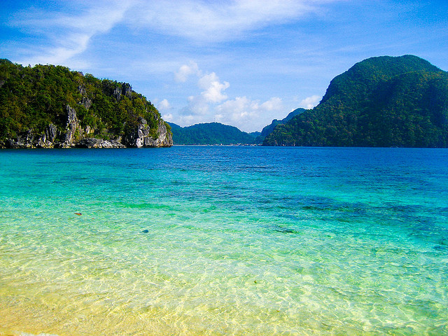 El Nido in Palawan, By: Guido