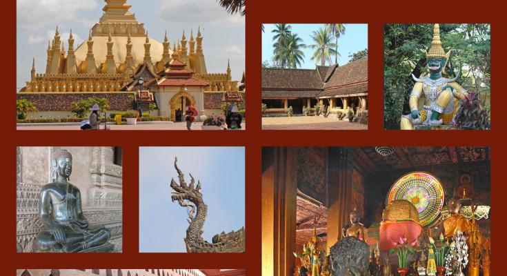 Sights in Vientiane, By: Jean-Paul Dalbera