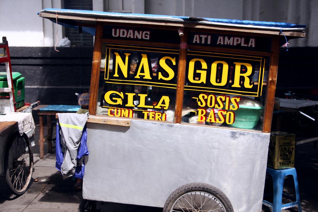 What would Jakarta be without nasi goreng, By: Azlan DuPree