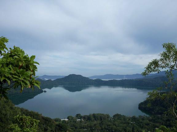 Stunning Sano Nggoang Lake