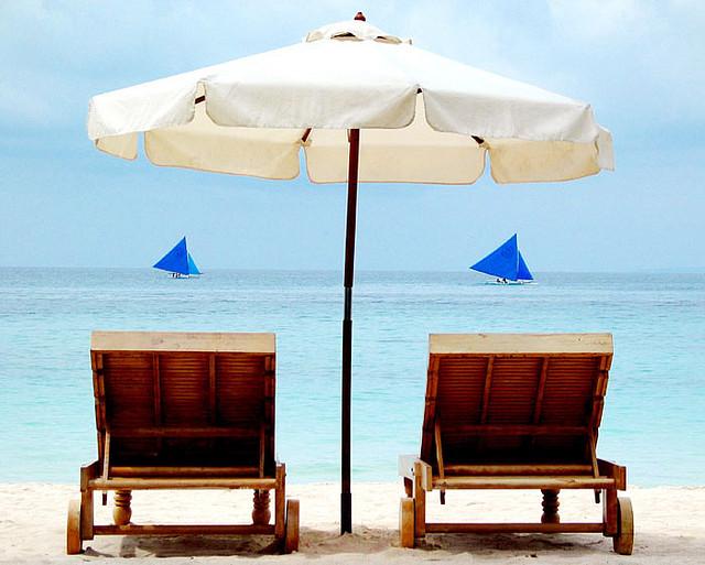 Don't skip on the fantastic beaches, such as Boracay, By: Roger Alcantara