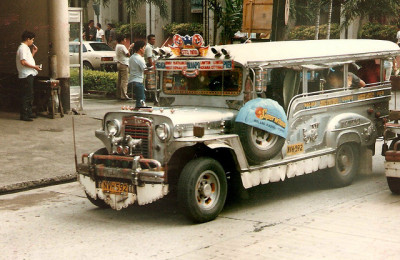 Do ride a Jeepney when in the Philippines, By: Leo Seta