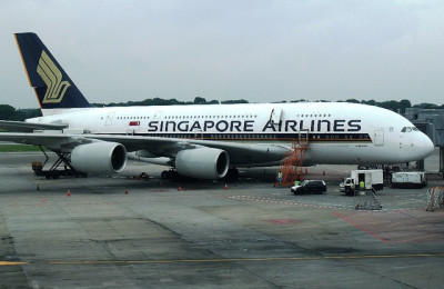 Singapore Airlines, By: Simon Clancy