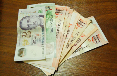 Singapore dollars, By: Narin BI