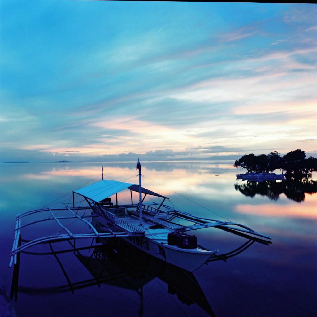 Bohol sunset, By: Fredrik Matheson