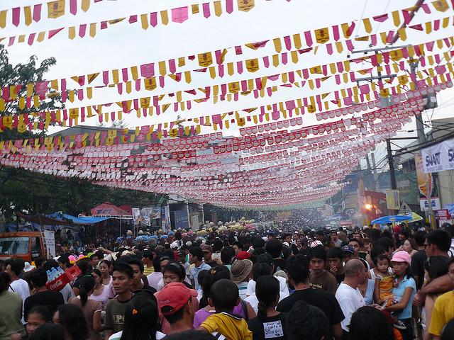 The Sinulog Festival, By: Capella Pia Boltiador
