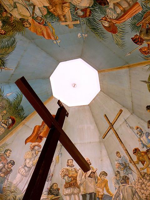 Magellan's Cross in Cebu, By: Yeowatzup