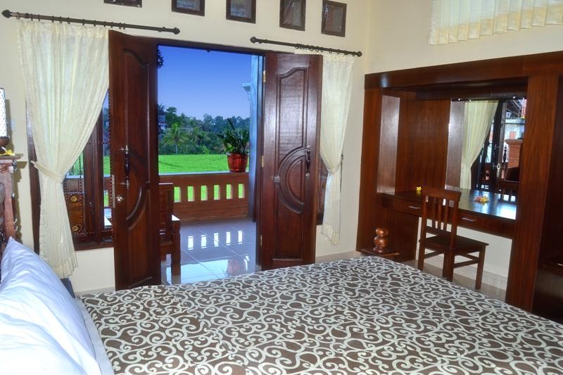 Danasari guesthouse in Ubud