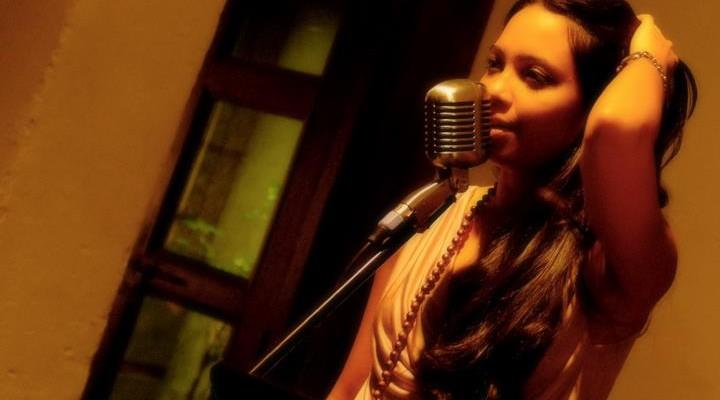 Dasha Logan has been singing as long as she can remember