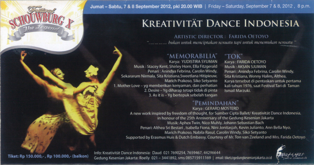 Kreativität Dance Indonesia