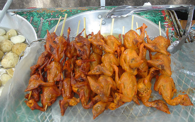Philippines food: Enjoy the cuisine but don't risk your health, By: Niko