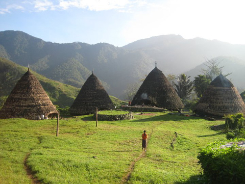 The Enchanting Wae Rebo by Lara Shati