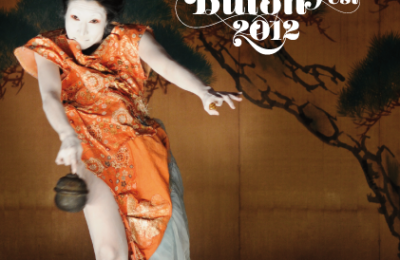 5th Nyoba Kan International Butoh Fest 2012