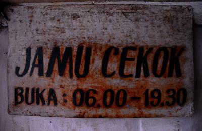 Jamu Cekok, open for service