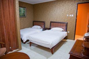 Twin room in Rumah Shinta