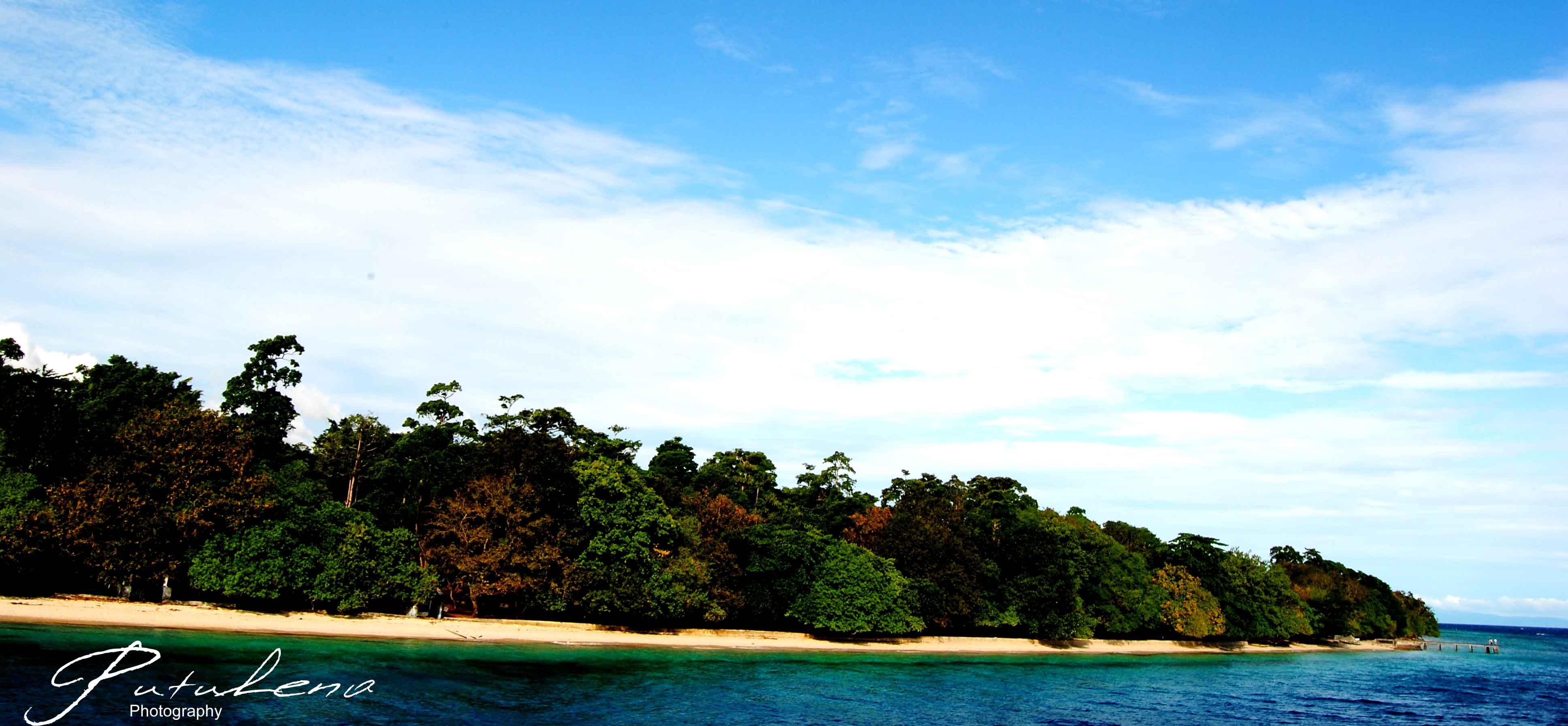 Liang beach Ambon