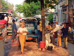Street Vendors by shutterstock.com