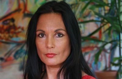 Writer Marion Bloem