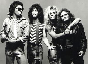 Rockband Van Halen