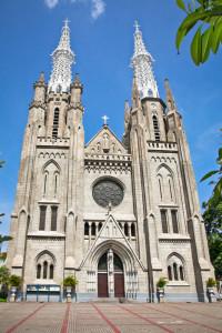 Church in Jakarta By: Shutterstock