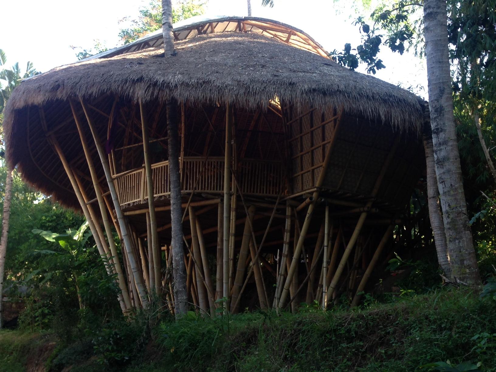 The Green Village And School In Bali Latitudes
