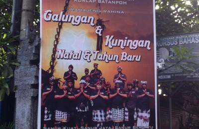 Sanur Bersatu  jl. Hang Tua  Denpasar