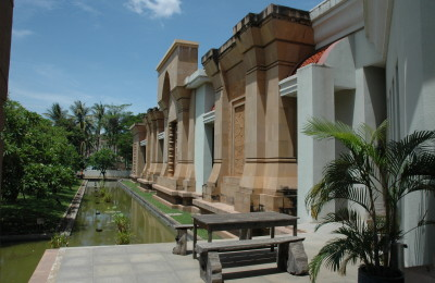Angkor National Museum in Siem Reap