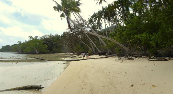 8. A paradise beach on Waigeo Island