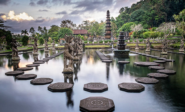 Tirta Gangga Royal Water Garden: Royal Palaces Of Bali