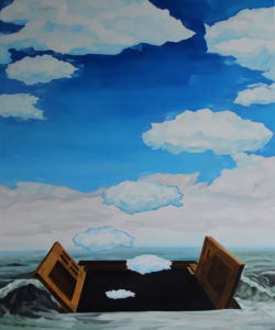 quach-bac_chan-may_cloud-roof_2016_oil-on-canvas_120-x-100-cm