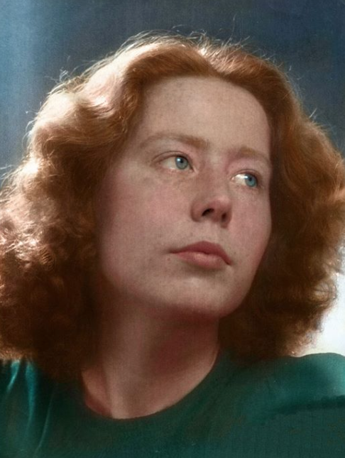 Hannie Schaft. The girl with the red hair - Latitudes